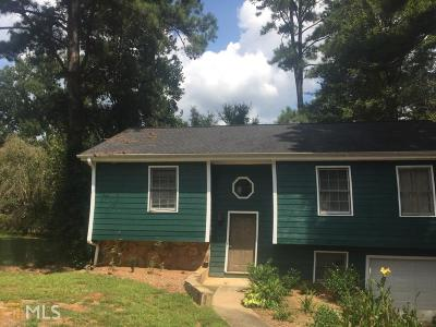 Conyers Single Family Home Under Contract: 904 Northridge Dr