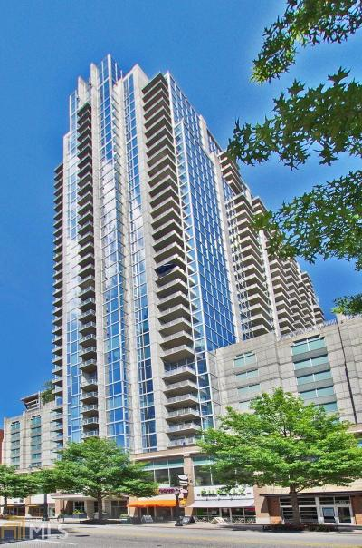 Viewpoint Condo/Townhouse For Sale: 855 Peachtree St #3306