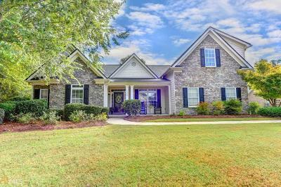 Monroe Single Family Home Under Contract: 1268 Alcovy Bluff Dr