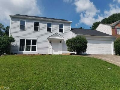 Lithonia Single Family Home Under Contract: 6504 Eastbriar Dr
