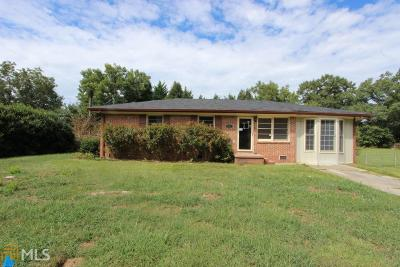 Conyers Single Family Home For Sale: 1117 Mountain View Rd