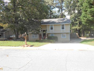 Lilburn Single Family Home For Sale: 1226 NW Indian Way