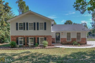 Grayson Single Family Home Under Contract: 2604 Brocklin Dr