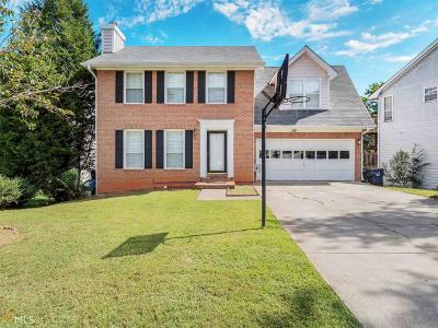 Norcross Single Family Home Under Contract: 4644 Rippling Brook Dr