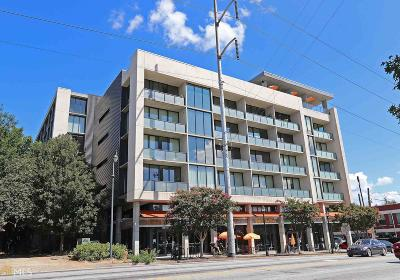 Tribute Lofts Condo/Townhouse Under Contract: 480 John Wesley Dobbs Ave #404
