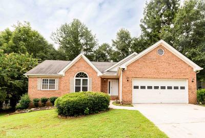 Fayetteville Single Family Home Under Contract: 295 Carriage Chase
