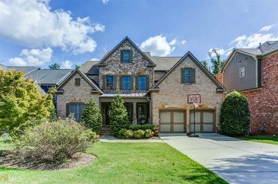 Smyrna Single Family Home For Sale: 4209 Barnes Meadow Rd
