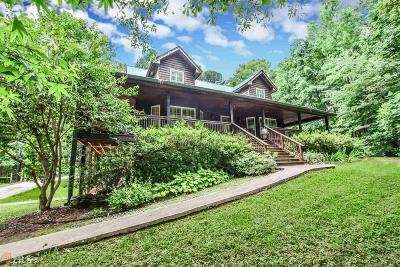 Monroe Single Family Home Under Contract: 483 Friendship Church Rd