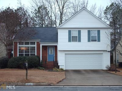 Johns Creek Single Family Home Under Contract: 10800 Mortons Xing