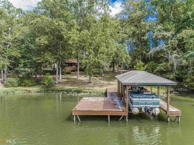 Buckhead, Eatonton, Milledgeville Single Family Home Under Contract: 127 S Spring Rd