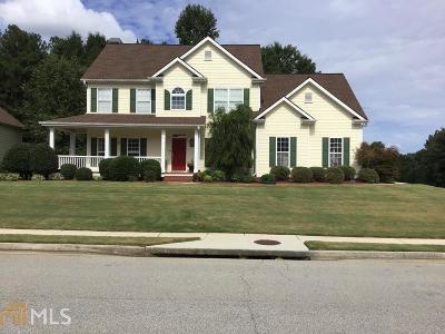 Winston Single Family Home For Sale: 3776 Mason Ridge Dr