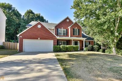 Conyers Single Family Home Under Contract: 2268 Grassy Springs Ct