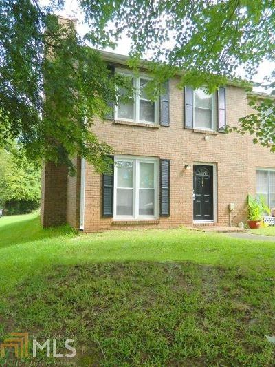 Clayton County Condo/Townhouse Under Contract: 687 Redland Dr