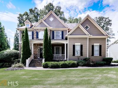 Kennesaw Single Family Home For Sale: 1803 Brackendale Rd