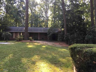 Snellville Single Family Home Under Contract: 2686 Pamela Dr