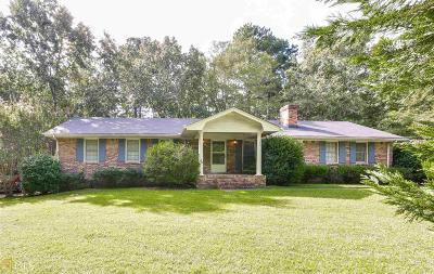 Loganville Single Family Home Under Contract: 149 Zion Wood Rd