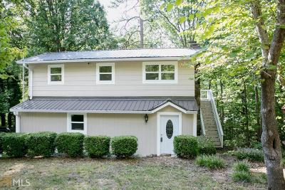 Sautee Nacoochee Single Family Home Under Contract: 150 Magnolia