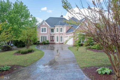 Ellenwood Single Family Home Under Contract: 4382 Thurgood Estates Dr