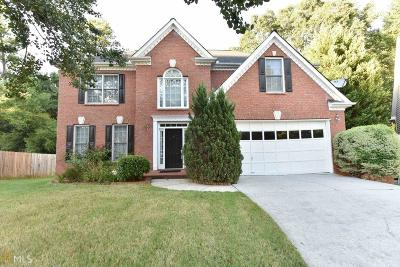 Lilburn Single Family Home For Sale: 3819 SW Meandering Way