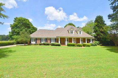 Newnan Single Family Home For Sale: 125 S Shore Dr