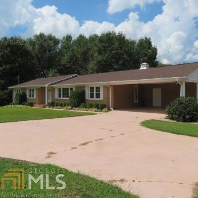 Elbert County, Franklin County, Hart County Single Family Home For Sale: 232 Springdale Dr