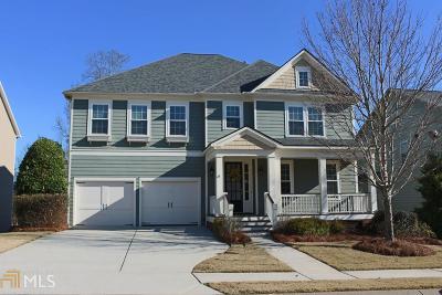 Hoschton Single Family Home For Sale: 6240 Cedar Springs Ln