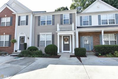 Johns Creek Condo/Townhouse Under Contract: 9165 Nesbit Ferry #28