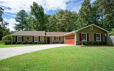 Tyrone Single Family Home Under Contract: 100 Julie Rd