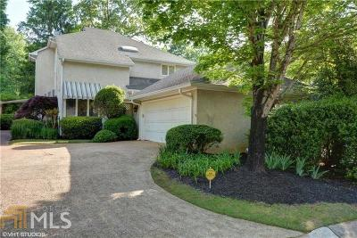 Roswell Single Family Home For Sale: 2610 Links End