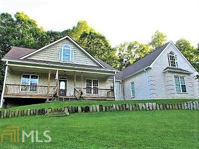 Carroll County Single Family Home For Sale: 320 Bar J Rd