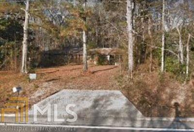 Hiram Single Family Home For Sale: 356 Hiram Douglasville Hwy