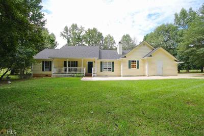 Senoia Single Family Home Under Contract: 73 Nixon Rd