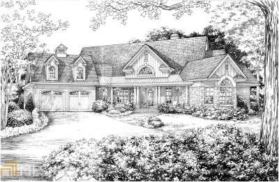 Mcdonough Single Family Home Under Contract: 237 Selfridge Rd