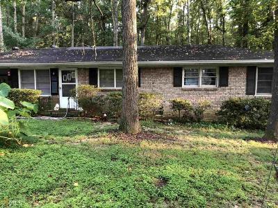 Douglas County Multi Family Home Under Contract: 3632 Glenda