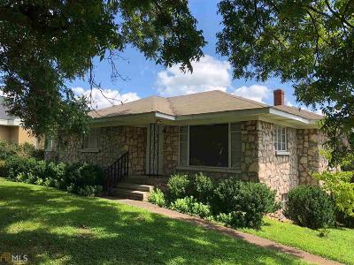 Cornelia Single Family Home Under Contract: 466 S Main