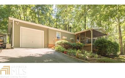 Blairsville Single Family Home For Sale: 185 Bass Ridge