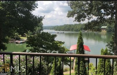 Blairsville Single Family Home For Sale: 1059 Lakeside Dr
