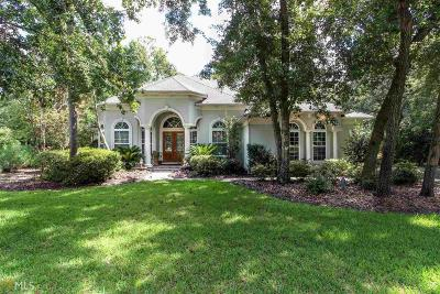 Osprey Cove Single Family Home For Sale: 63 Woodstork Ct