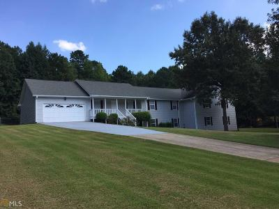 Locust Grove Single Family Home For Sale: 186 Ashley Trace Dr