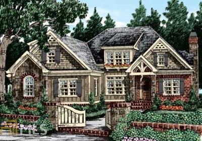 Greensboro Single Family Home For Sale: 1060 Glen Eagle Dr