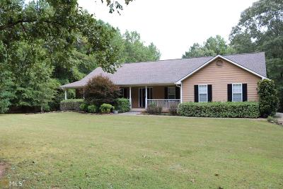 Locust Grove Single Family Home Under Contract: 180 Collins Way