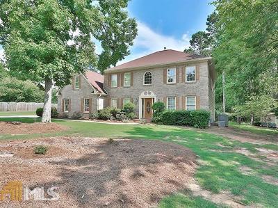 Peachtree City Single Family Home For Sale: 308 Haskin Knolls #39
