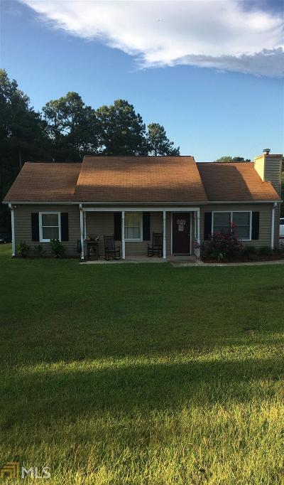 Griffin Single Family Home For Sale: 361 Jordan Hill