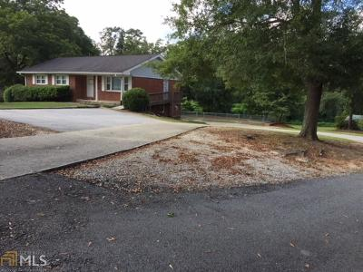 Loganville Single Family Home Under Contract: 940 Church Way