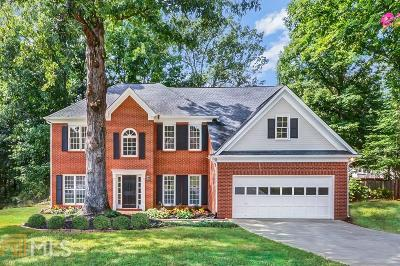 Johns Creek Single Family Home For Sale: 11130 Quailbrook Chase