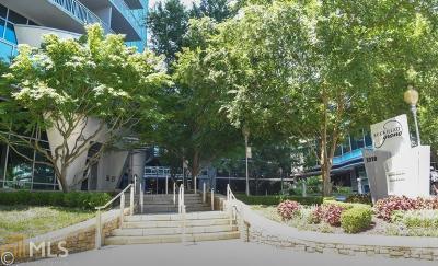 Buckhead Grand Condo/Townhouse For Sale: 3338 Peachtree Rd #3302
