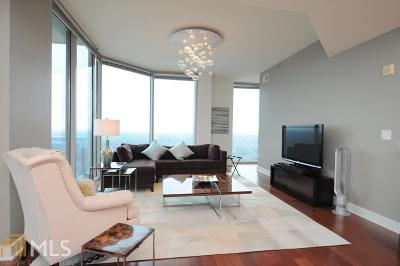 Gallery Condo/Townhouse For Sale: 2795 Peachtree Rd #2302