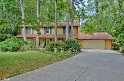 Peachtree City Single Family Home Under Contract: 105 Lancers Loft
