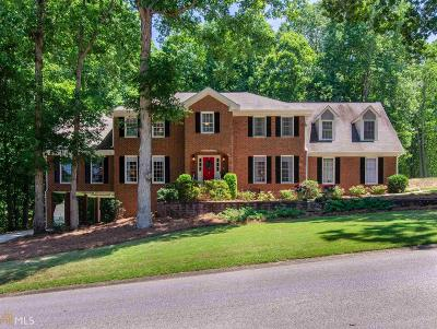 Fayetteville Single Family Home For Sale: 100 Greenleaf Ct
