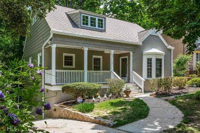 Morningside Single Family Home For Sale: 932 Kings